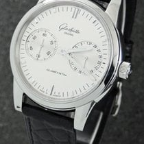 Glashütte Original Steel 40mm Automatic 39-58-02-02-04 new
