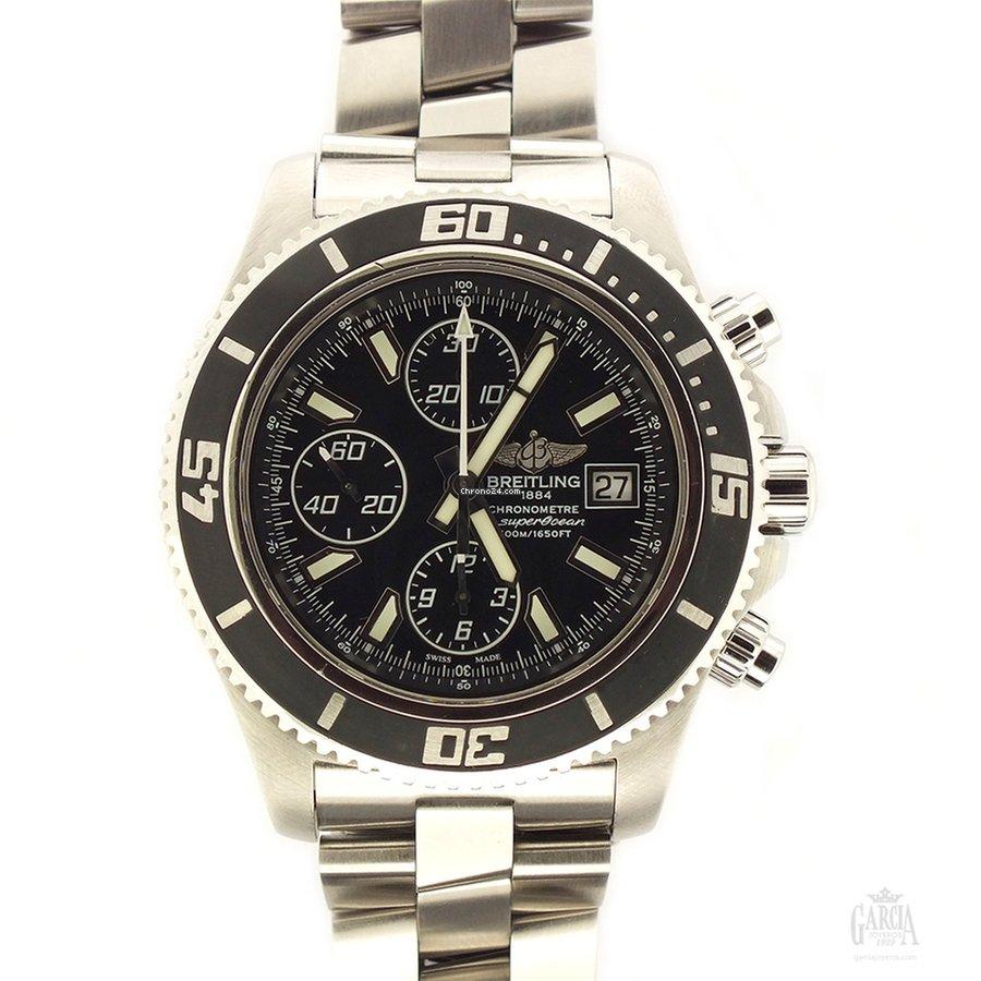 Breitling SuperOcean Chronograph A13341  40ffa2c29a