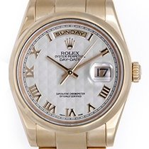 Rolex Day-Date 36 118208 pre-owned