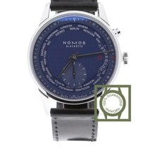 NOMOS Steel 40mm Automatic 807 new