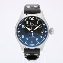 IWC Big Pilot 7 days from 2012 with B+P and NEW IWC SERVICE
