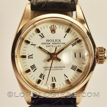 Rolex – Datejust Lady 1981 Ref. 6517 Solid 18kt. Gold – Cal. 1161