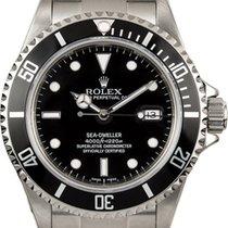 Rolex Sea-Dweller 4000 подержанные 40mm Сталь