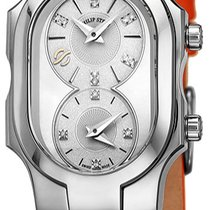 Philip Stein Signature Staal 27mm Parelmoer