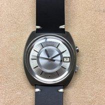 Omega Memomatic Steel 40mm Silver No numerals