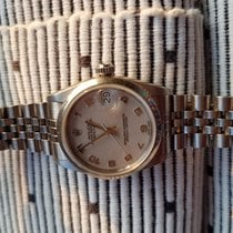 Rolex Datejust Oysterquartz tweedehands 31mm Staal