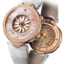 Christophe Claret Or rouge 42.5mm Remontage automatique MTR.EMT17.060-080 nouveau