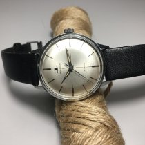 Jaeger-LeCoultre 34mm Automatisk 1960 begagnad Silver