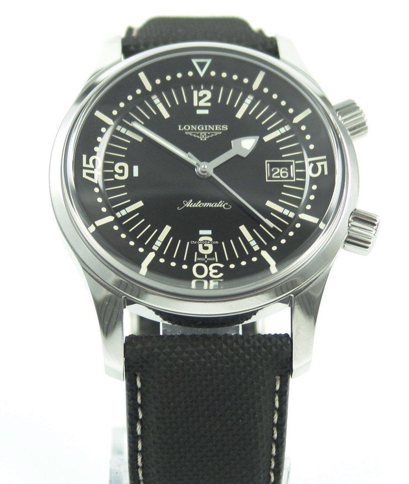 Longines Heritage Legend Diver eladó 514 219 Ft Trusted Seller státuszú  eladótól a Chrono24-en 955f6243da