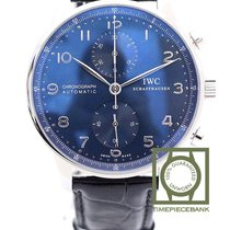 IWC Portuguese Chronograph IW371491 2019 new