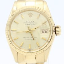 Rolex Oyster Perpetual Lady Date 6517 1970 gebraucht