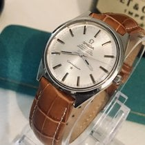 Omega Constellation Mens Steel Automatic dress watch + Box