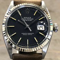 Rolex 1601 Steel 1960 Datejust 36mm pre-owned United States of America, Texas, Dallas