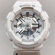 Casio Baby-G 46,3mm White No numerals
