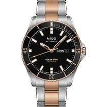 Mido Steel 42.5mm Automatic M026.430.22.051.00 new