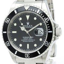 Rolex 16610 Acier 1996 Submariner Date 40mm occasion France, ECULLY