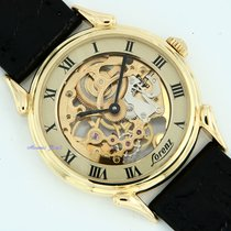 Lorenz Yellow gold 33mm Manual winding pre-owned
