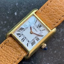 Cartier Tank Louis Cartier 21mm White United States of America, California, Beverly Hills