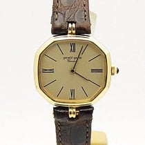 Gérald Genta White gold Manual winding Champagne 25mm pre-owned