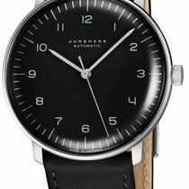 Junghans max bill Automatic Steel 38mm Black Arabic numerals United States of America, New Jersey, Cherry Hill