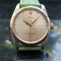 Rolex Gold/Steel 34mm Automatic Oyster Perpetual pre-owned