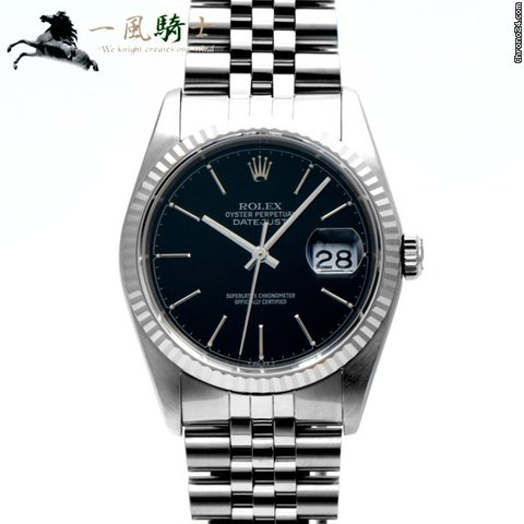 the latest ece9b 5d57c Rolex デイトジャスト 16234
