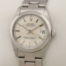 Rolex Lady-Datejust Stal 31mm Srebrny