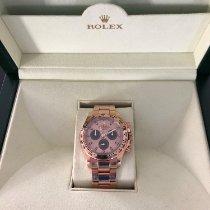 Rolex 116505 Rose gold 2014 Daytona 40mm pre-owned United Kingdom, essex