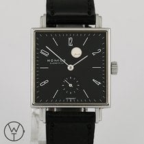 NOMOS Tetra pre-owned 29.5mm Leather