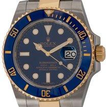 Rolex Submariner Date Gold/Steel 40mm Blue United States of America, Texas, Austin