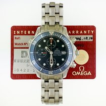 Omega Seamaster Diver 300 M 2599.80.00 pre-owned