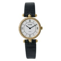 Van Cleef & Arpels Yellow gold 24mm Quartz Pierre Arpels pre-owned United States of America, New York, New York