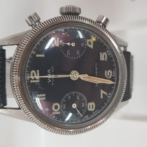 빅사 스틸 37mm 자동 Montre vixa type 20 중고시계