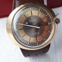 Omega 166.079 Gold/Steel 1970 Genève 42mm pre-owned