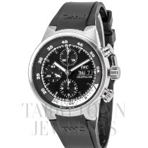 IWC Aquatimer Chronograph Steel 41mm Black Arabic numerals United States of America, New York, Hartsdale