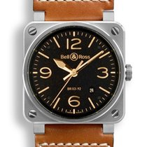 Bell & Ross BR 03 BR03-92-CBL 2015 pre-owned