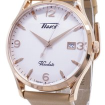 Tissot Heritage Visodate Gold/Steel 40mm Silver Singapore, Singapore