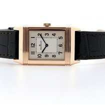 Jaeger-LeCoultre Grande Reverso Ultra Thin Or rose 46mm Argent