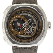 Sevenfriday Steel 49mm Automatic Q2-01 new United States of America, Florida, 33132