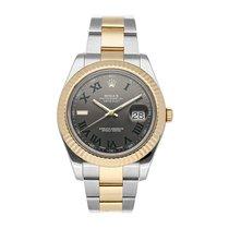 Rolex Datejust II 116333 подержанные
