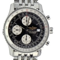 Breitling Old Navitimer Steel 41mm Black No numerals United States of America, New York, New York