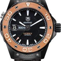 TAG Heuer Men's WAJ2182.FT6015 Aquaracer Watch