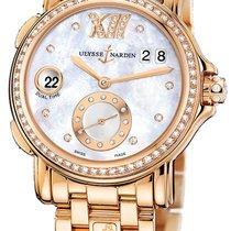 Ulysse Nardin 246-22B-8.391 New Rose gold Automatic