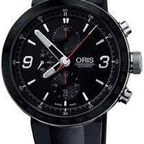Oris TT1 Steel Black United States of America, New York, Brooklyn