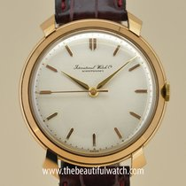 IWC oversize rose gold from 1940