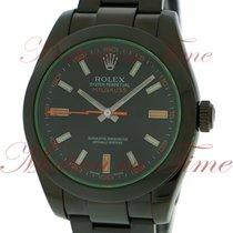 Rolex Milgauss 116400V Black PVD/DLC gebraucht