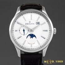 Zenith Captain Moonphase 03.2140.691/02.C498 2014 new