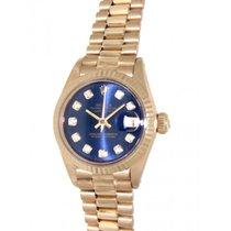 劳力士  (Rolex) Datejust Lady 6917 Yellow Gold, Diamonds, 26mm