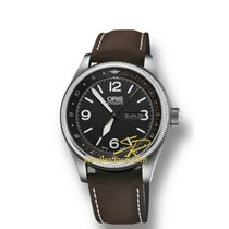 Oris Royal Flying Doctor Service Limited Edition 01 735 7728 4084-Set LS Oris ROYAL FLYING LIMITED EDITION II nuevo