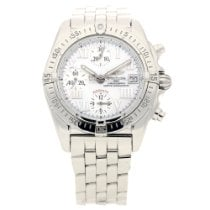 Breitling Cockpit A13358 - Gents Watch - Mother Of Pearl Dial...